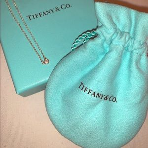 Tiffany & Co Elsa Peretti Necklace